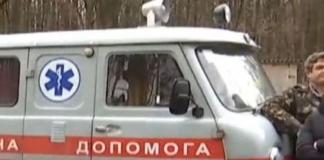 В Житомире мужчина умер за сто метров до больницы