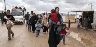 Турция беженцы