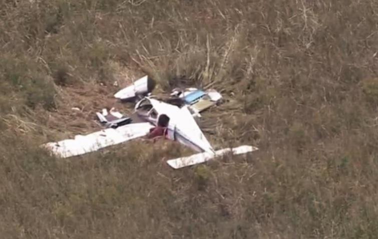 На півдні Франції загорівся літак, є загиблі