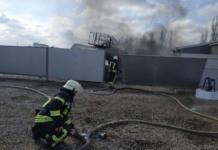 В Херсонской области произошел взрыв на автозаправке, есть пострадавшие