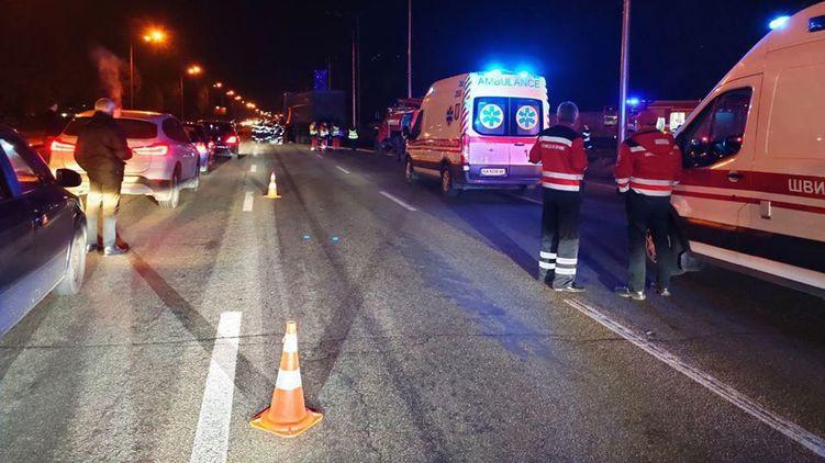 Под Воронежем в аварию попал автобус с украинцами, есть погибшие