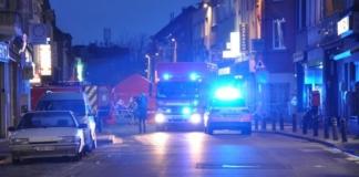 В Бельгии женщина с ножом бросилась на прохожих