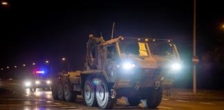 В Польше начинаются крупнейшие военные маневры США в Европе за 25 лет
