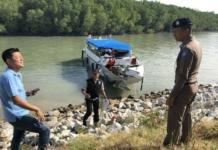 В Таиланде столкнулись два туристических катера