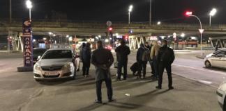 В Киеве на Лесном задержали группу квартирных воров
