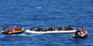 мігранти на воді