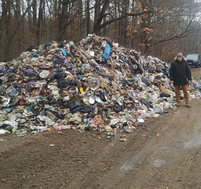 сміття Садового