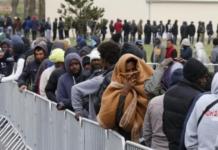 беженцы из ЕС