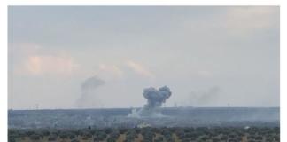 Турецкая армия разбомбила военный аэродром сирийских ВВС под Алеппо