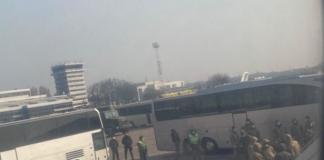 Прилетевшие из Дохи украинцы, которых отправили в обсервацию, сбежали из-под отеля