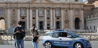 Ватикан коронавирус