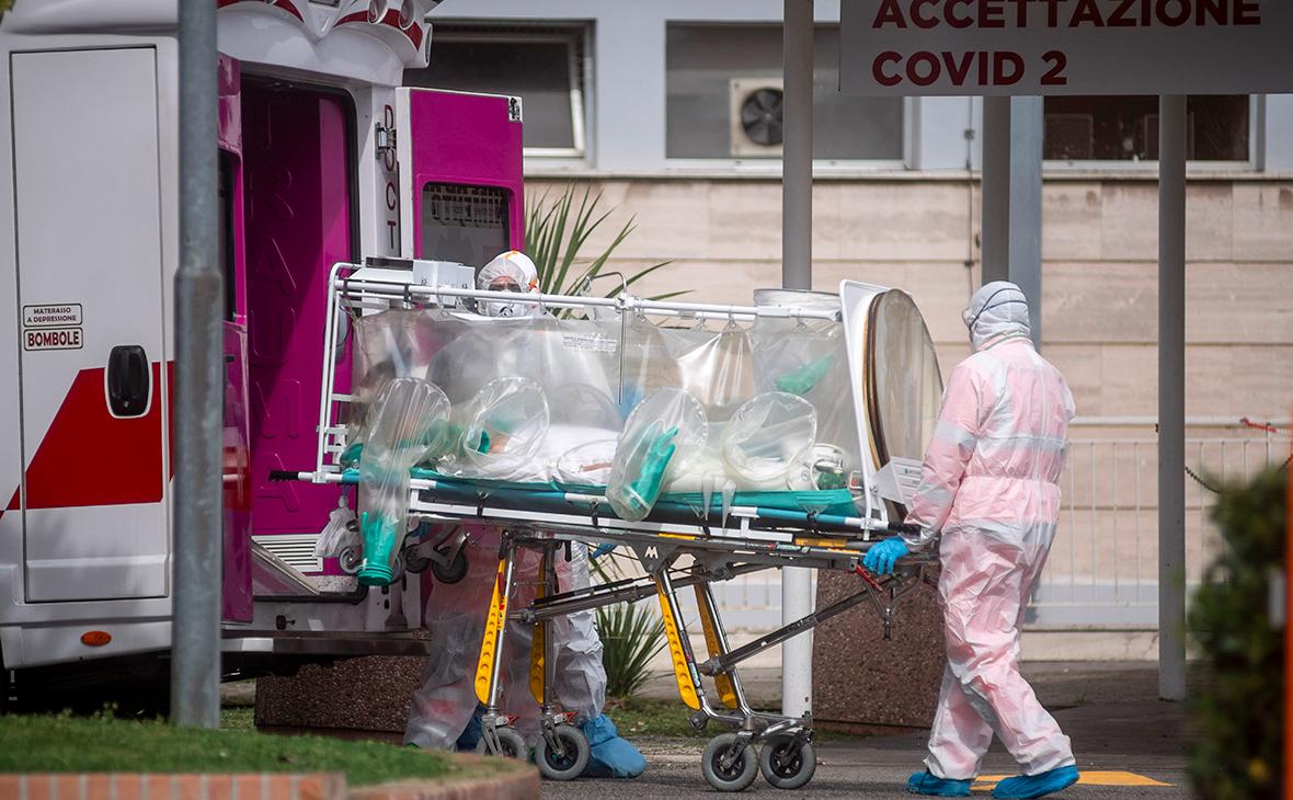 В Италии от коронавируса скончалась украинка