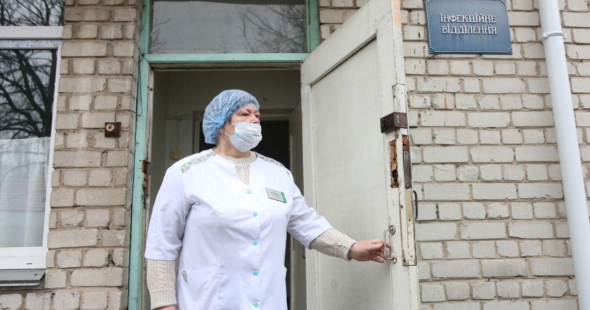 Стан зараженого коронавірусом українця