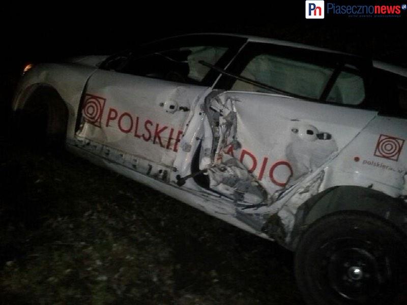 У Польщі п'яний українець вчинив масово ДТП