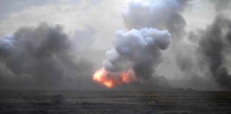 В РФ на полигоне под Мурманском прогремел взрыв