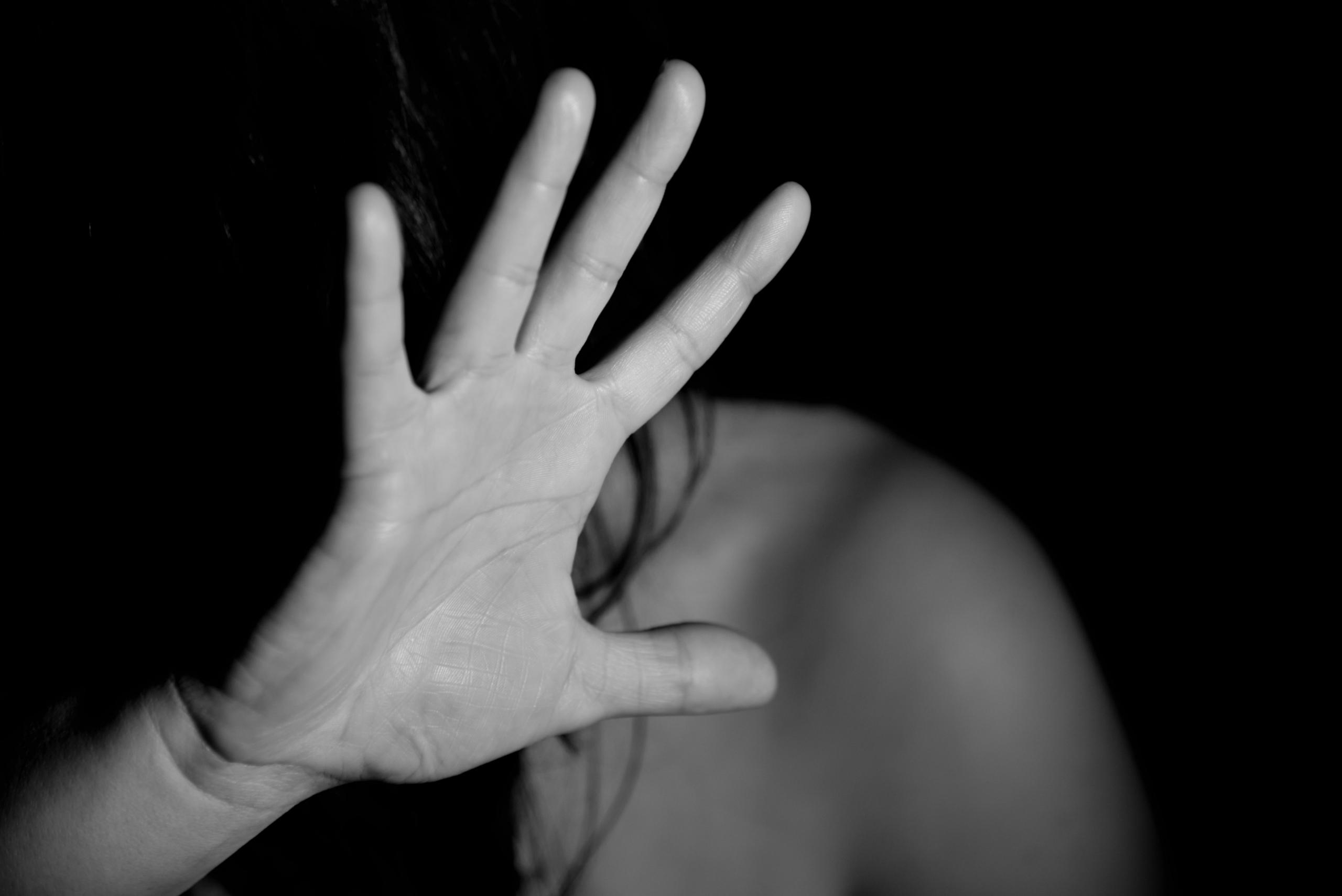 домашнє насилля