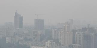 загрязнение воздуха Киев