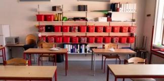 Дания школы