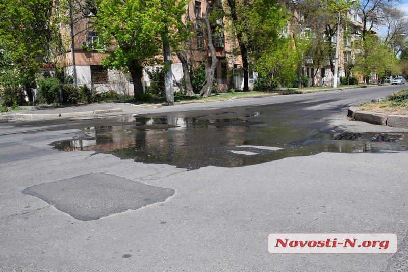 Миколаїв затопили фекальні води