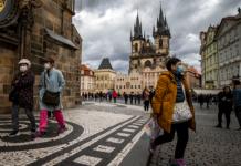В Чехии продлили режим чрезвычайной ситуации из-за коронавируса