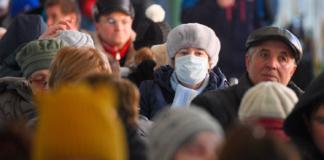 коронавирус в РФ