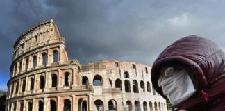 Італія карантин