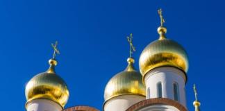 Во Львове прихожан церкви тайно причащали из одной ложки