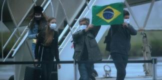 Бразилия коронавирус