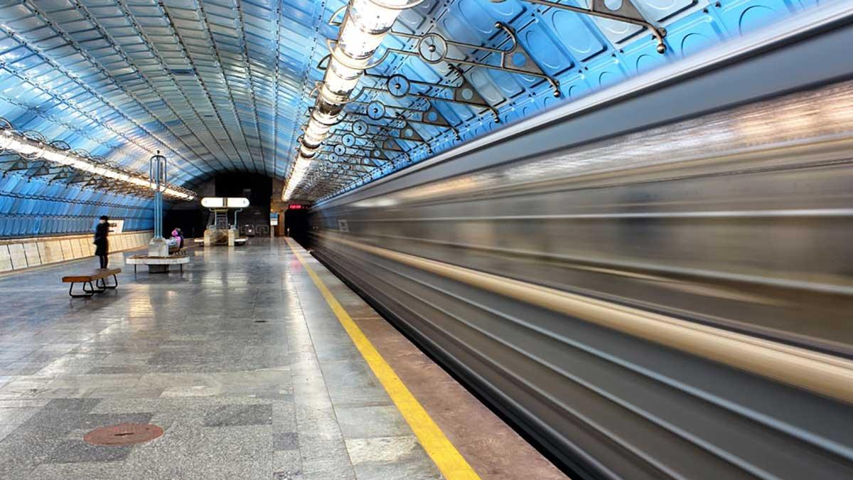 метро в Днепре