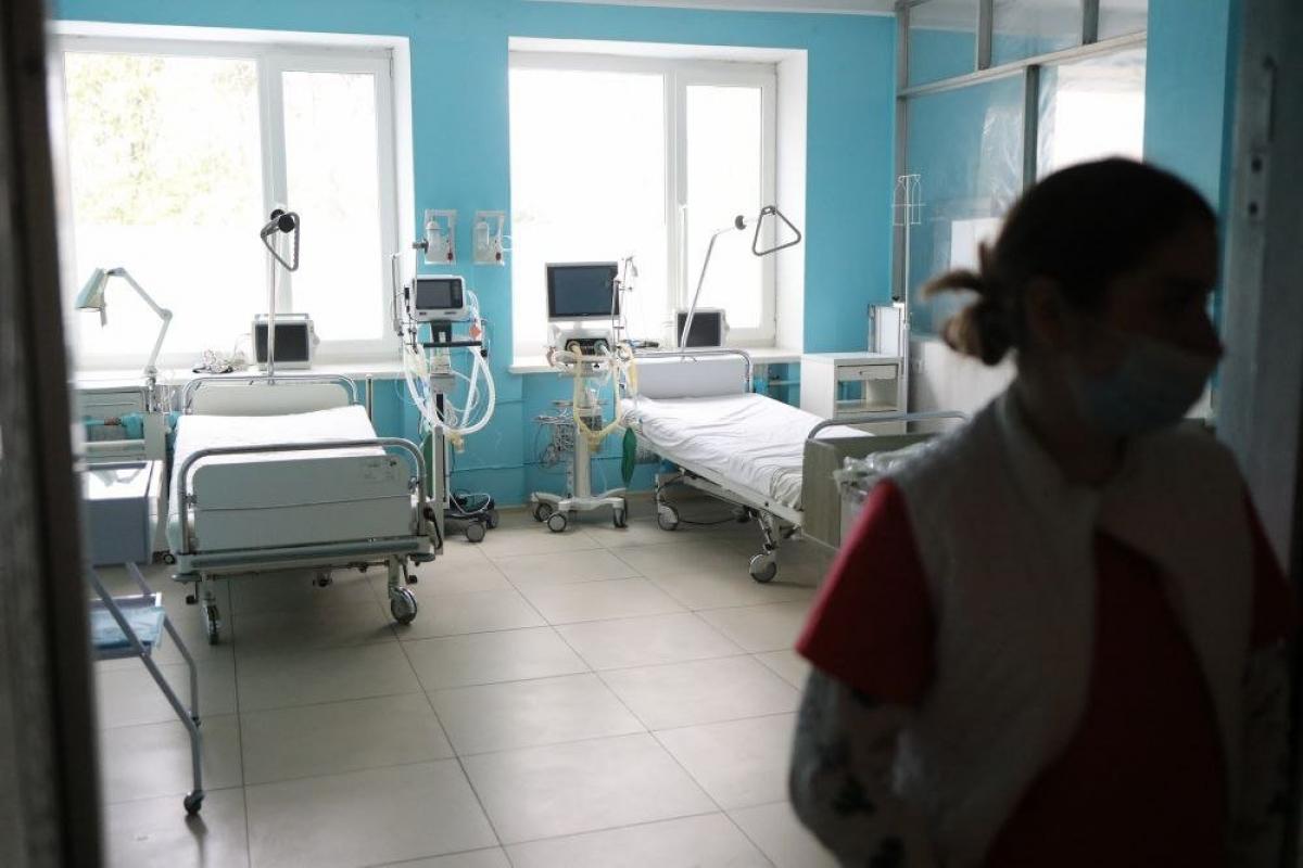 В Одесі від коронавірусу помер 47-річний лікар-реаніматолог