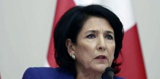 Президент Грузии