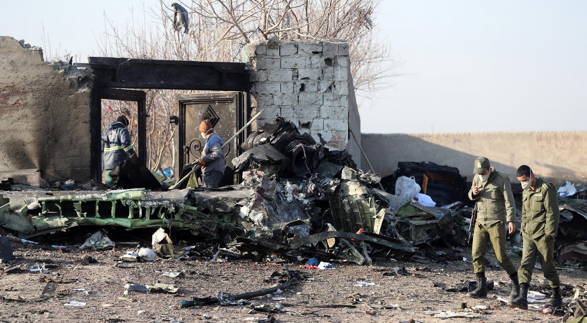 У Міноборони Ірану назвали відповідального за збиття літака МАУ