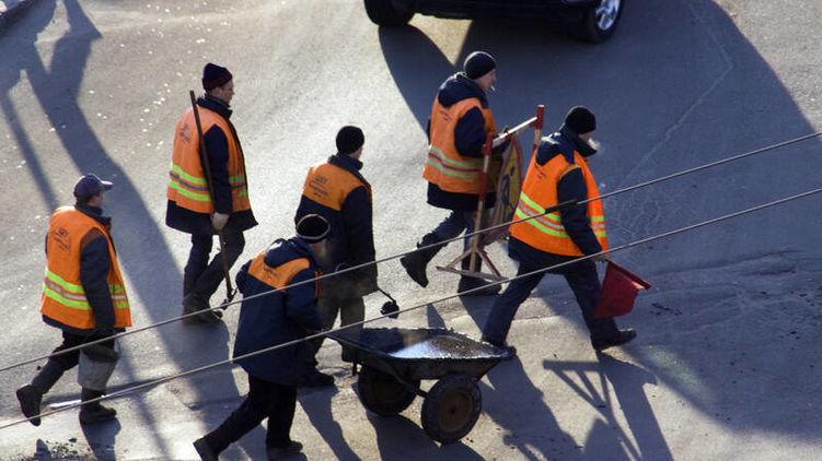 Укравтодор потратит на ремонт дорог 10% бюджета Украины