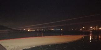 Под Одессой иностранное судно сбросило в море тонны пальмового масла (ФОТО)