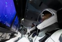 Астронавты Crew Dragon перешли на борт МКС