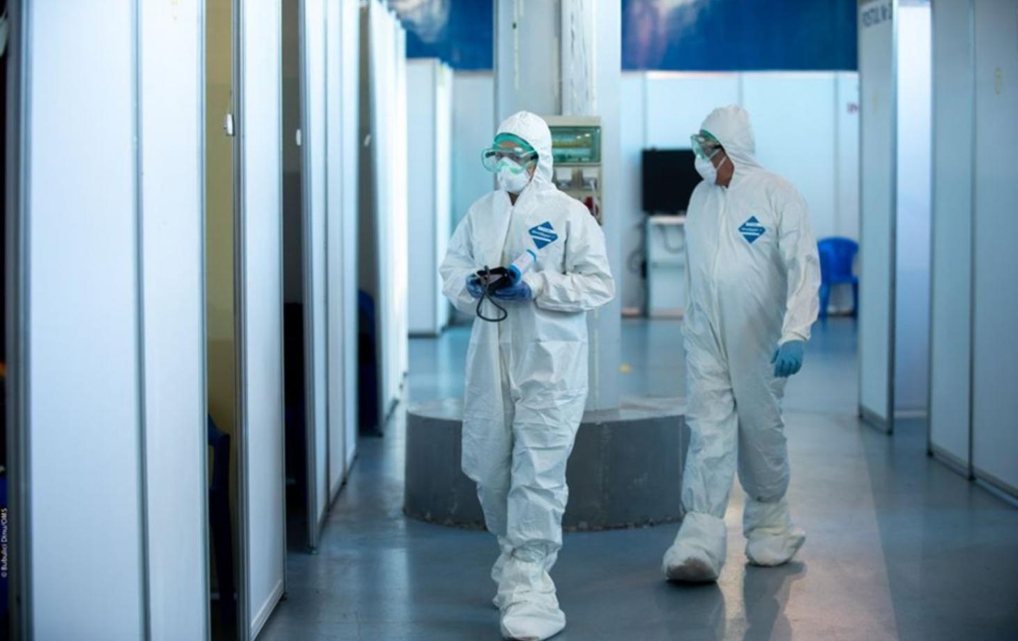 В Молдове введут обязательное ношение медицинских масок