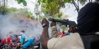 Гаити акции протеста