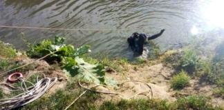 На Одещині автівка з'їхала в річку: потонули двоє рибалок