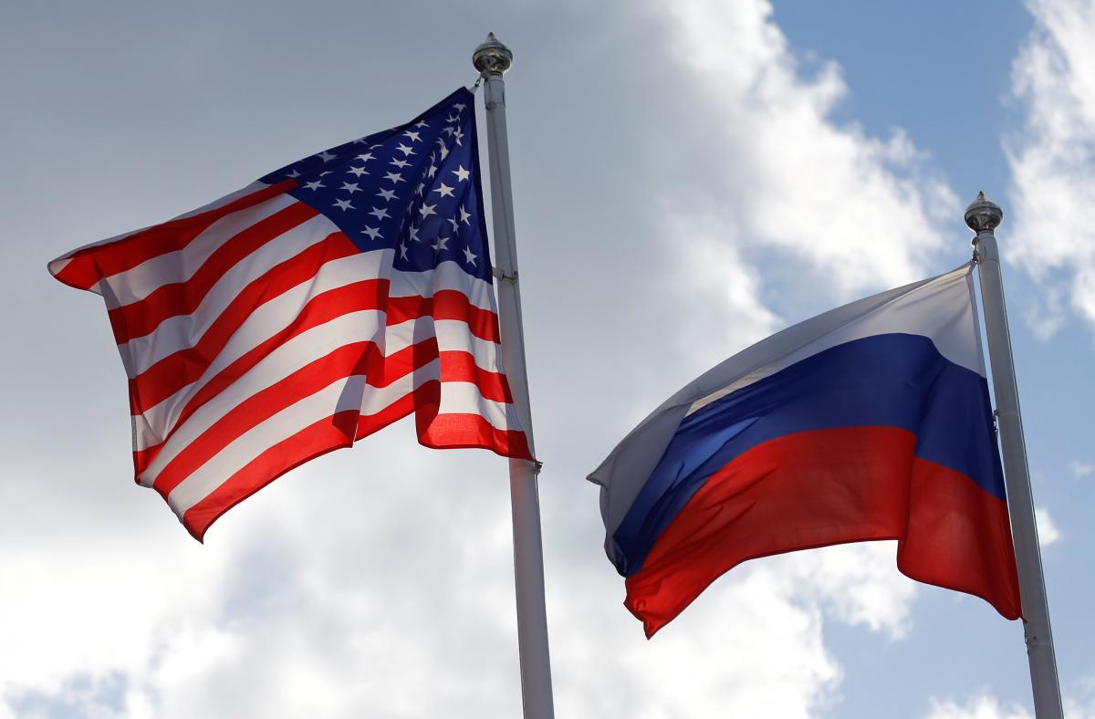 США РФ
