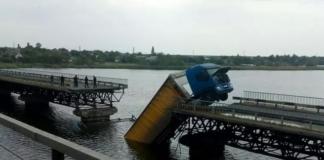 мост в Никополе