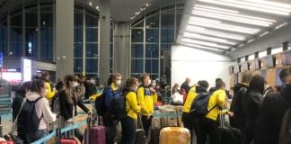 Кабмин разрешил не уходить на обсервацию тем, кто едет через Украину транзитом