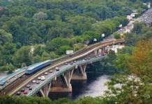 мост Метро
