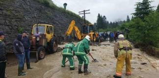В первые дни паводка в Ивано-Франковской области погибли уже трое местных жителей