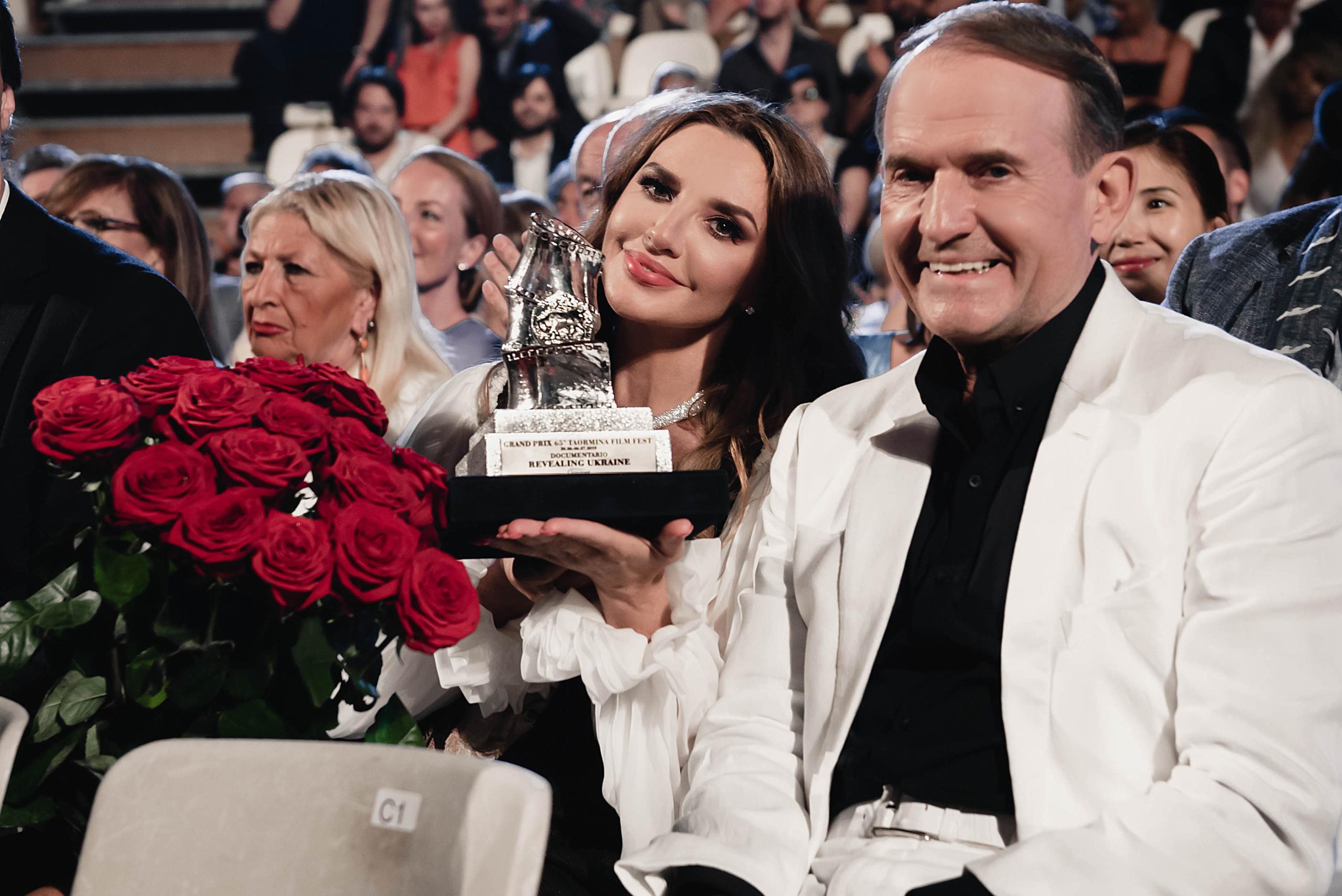Марченко и Медведчук