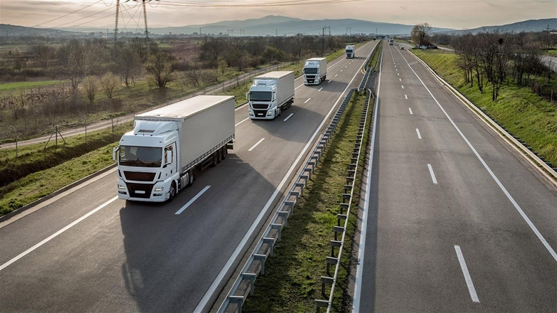 обмежили рух великих вантажівок