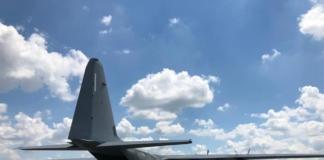 Військова авіація Італії доставила допомогу Україні для подолання наслідків паводків