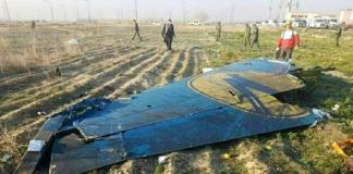 Иран передаст во Францию черные ящики сбитого лайнера МАУ