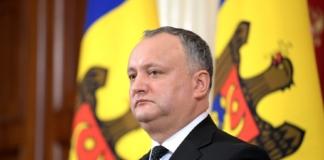 Президент Молдови