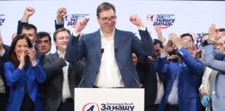 сербия парламентские выборы