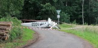 Германия авиакатастрофа